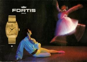 Il Maestro Bortolo Buratto testimonial dell'orologio Fortis
