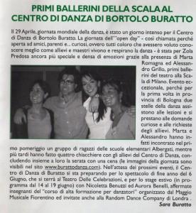 Al Foi - primi ballerini della Scala al Centro di Danza Buratto